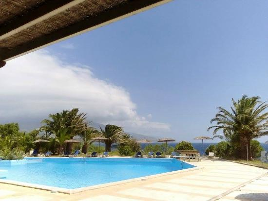 Andros Holiday Hotel: Πισίνα
