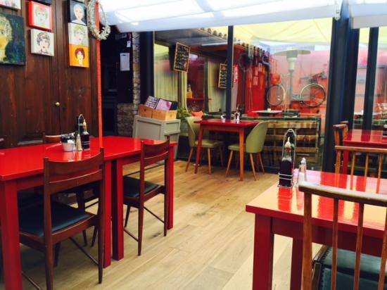 Restaurant Aiguaclara: Restaurante