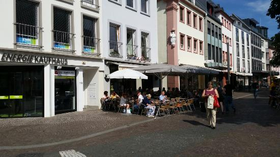 Eiscafe de Covre