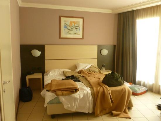 CDH Hotel La Spezia : nosso quarto