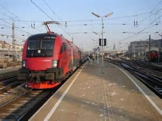 Westbahn Railway System - Austria