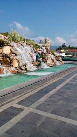 Ataturk Park : Красиво