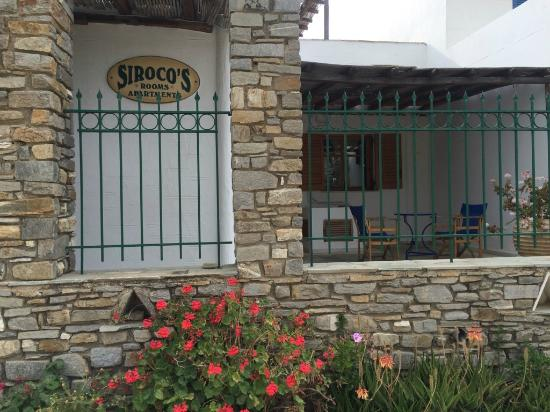 Siroco's Rooms and Studios: Siroco's Rooms