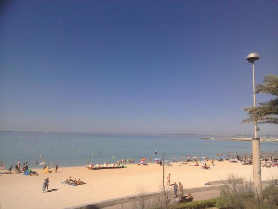Hotel Playa : Beautiful beach