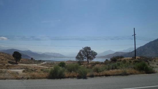 Wofford Heights, Kalifornien: Clear skies