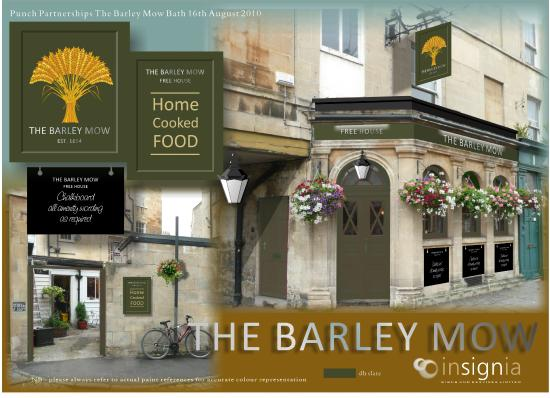 ‪The Barley Mow‬