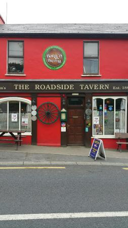 Lisdoonvarna, Irlande : The Roadside Tavern
