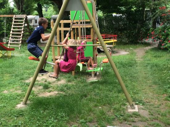 Camping Serenissima : Play area
