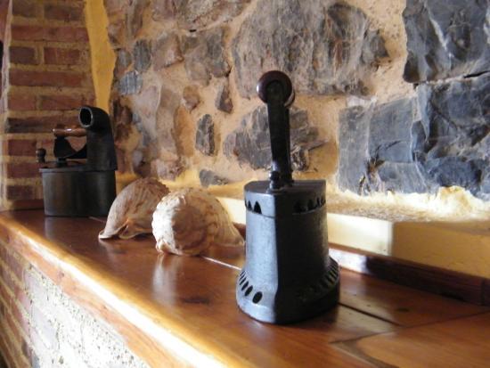 Casas Rurales Pradina I & II: Detalle