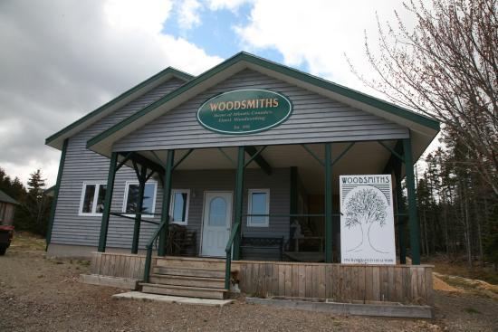 Englishtown, كندا: Woodsmith Studio