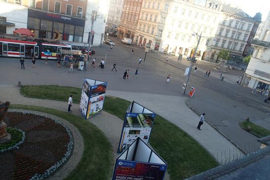 Malinovského náměstí