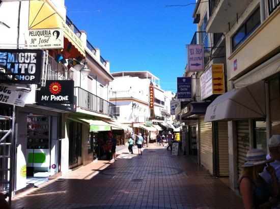 Улица Сан Мигель