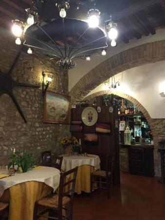 San Quirico in Collina, Италия: Ristorante da Buzzanca