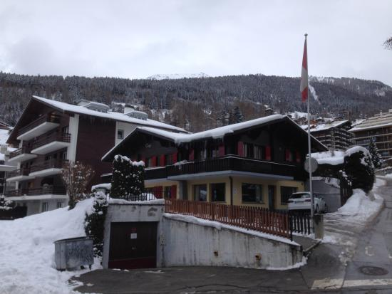 Chalet Christy : Nice chalet in good condition.