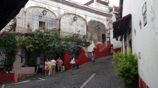 Taxco, Mexico: Casa de las lagrimas