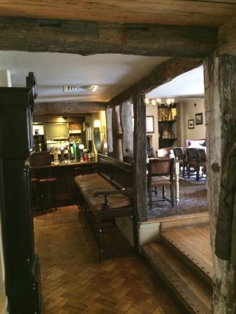 Hatherleigh, UK: Bar
