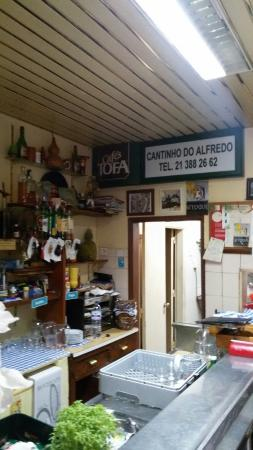 ‪Restaurant Cantinho Do Alfredo‬