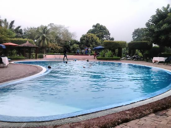 Azalai Hotel Salam: the swimming pool