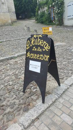 Auberge de la Route d'Or