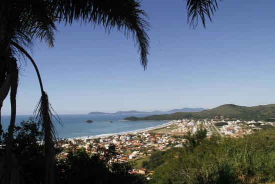 Governador Celso Ramos: Vista mirante praia de palmas