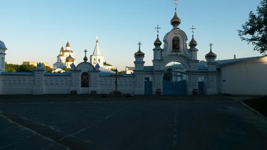 Putivl, Ukraina: Molchanskiy Monastery