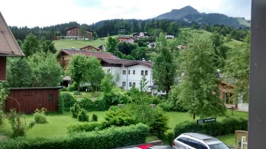 Hotel Gasthof Park: Room with a View.