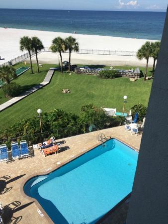 Caprice Resort View Of The Beach