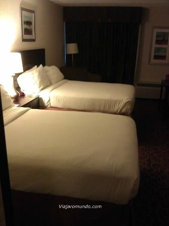 Holiday Inn Express Philadelphia NE - Bensalem: Camas King