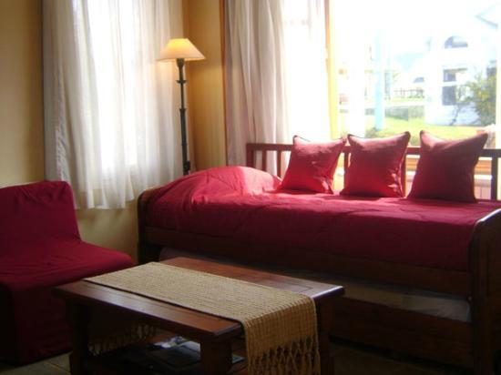 Candelas de Ushuaia: Living