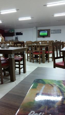 Casa Da Pizza Sao Joaquim