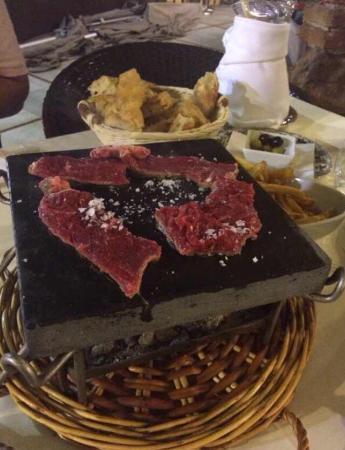 La carne deja mucho que desear