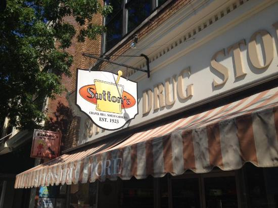 Downtown Chapel Hill Suttons The Best Of Franklin Street