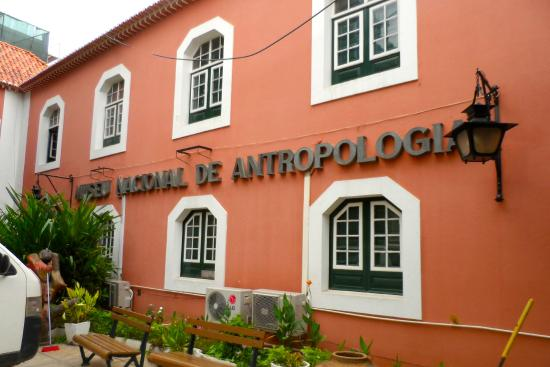 National Anthropology Museum (Museu Nacional de Antropologia)
