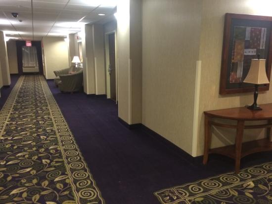 Holiday Inn Express Hotel & Suites Ada: Hall