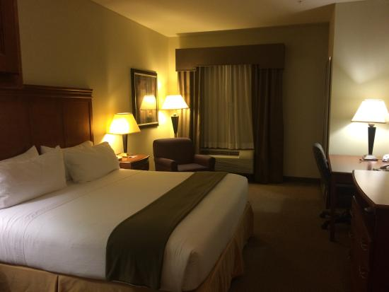Holiday Inn Express Hotel & Suites Ada: room