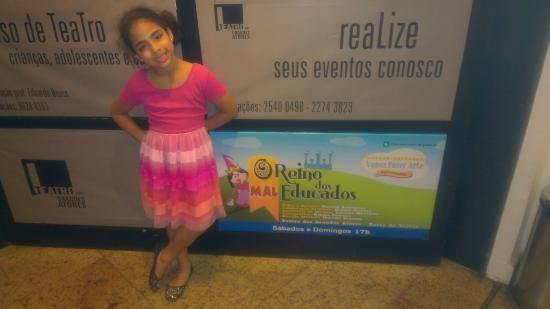 s.Art - dos Grandes Atores - Sala Vermelha Theater