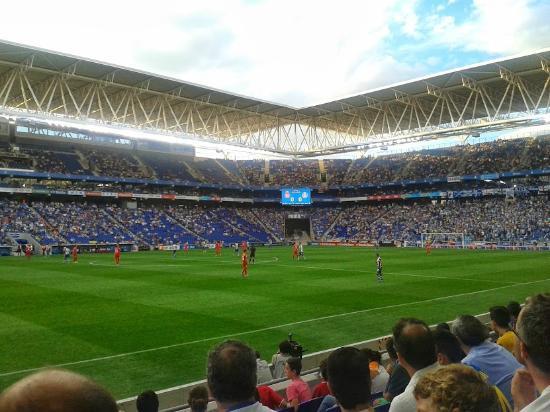 último vendedor caliente el mejor nuevo baratas Estadio Espanyol - Picture of Estadio Cornella-El Prat ...