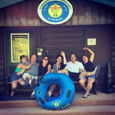 Adirondack Tubing Adventures: Family Fun Day!