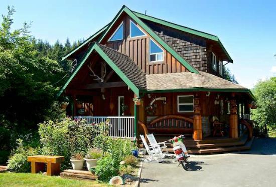 Trailhead Resort: Trailhead Lodge main lodge