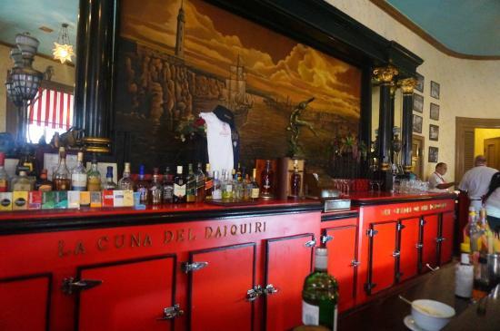 Bar Restaurante El Floridita