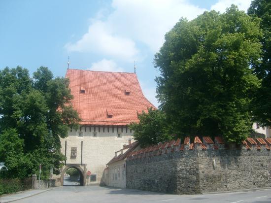 Bechyne Gate (Bechynska Brana)