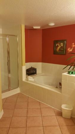3 bedroom villa we had a blast.Plus our villa had washer & dryer ...