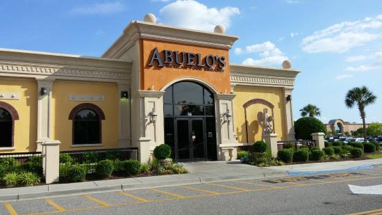 Abuelos Mexican Food Embassy  Coastal Grand Circle Myrtle Beach