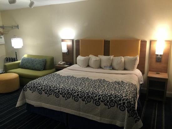 Days Inn Ridgefield: Brand New Room