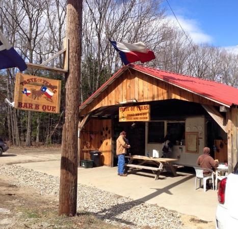 Bennington, NH: Come join us for Great Texas Smoked Meats and Texas Favorites