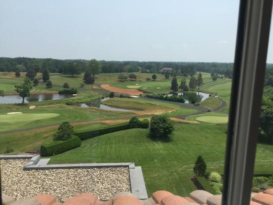 Keswick Hall: View