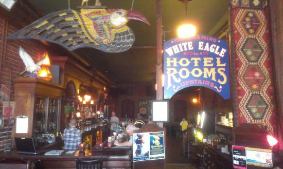 Photo of Hotel McMenamins White Eagle Saloon and Rock & Roll Hotel at 836 N Russell St, Portland, OR 97227, United States