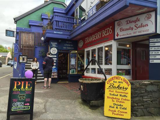 Dingle Record Shop on Green Street
