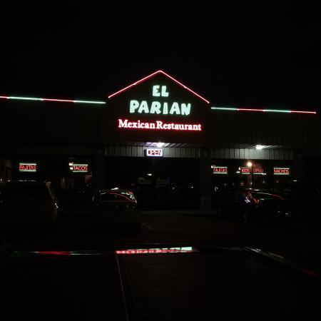 El Parian Mexican Food