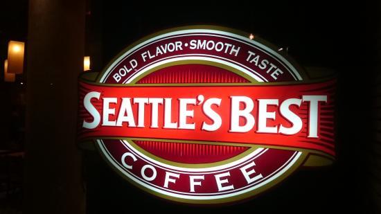 Seattle's Best Coffee : 入り口です